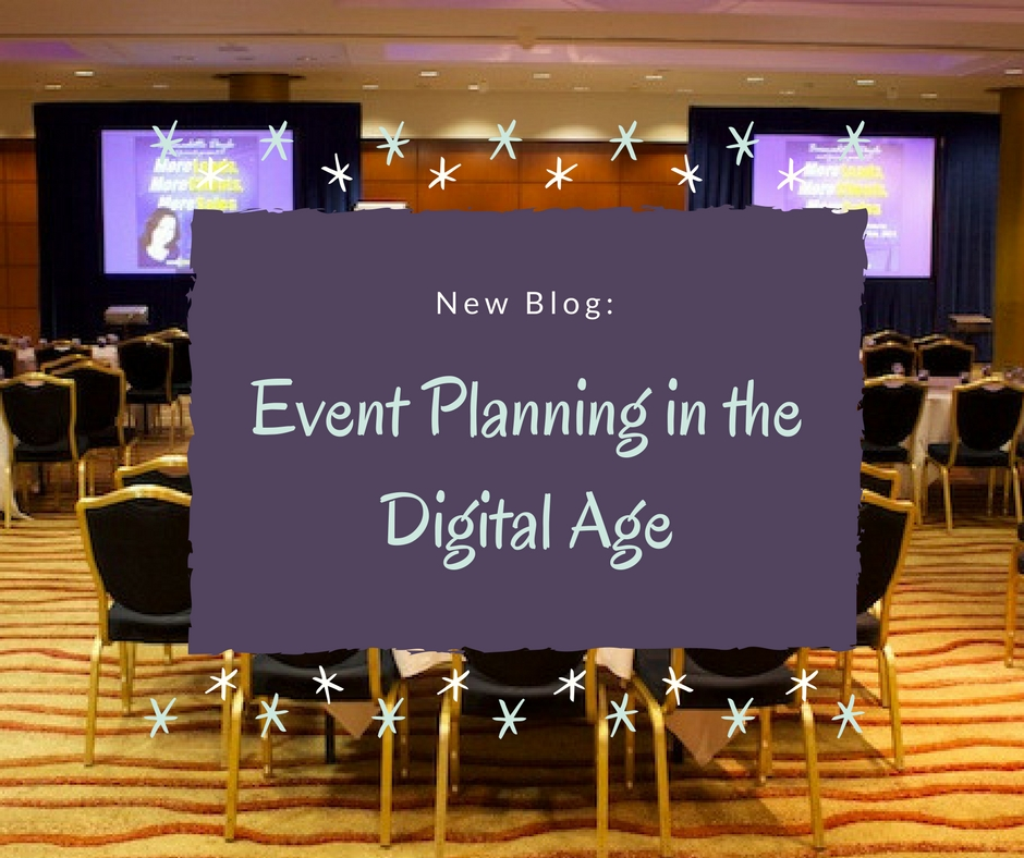Event Planning in the Digital Age